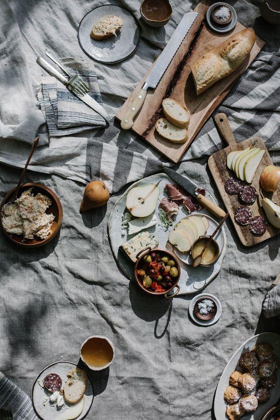 home picnic
